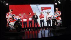 MotoGP 2017: Ducati apre la Stagione presentato il Reparto Corse 2017 - Immagine: 7
