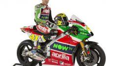 MotoGP 2017: presentato l'Aprilia Racing Team Gresini - Immagine: 3