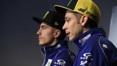 MotoGP 2017: Valentino Rossi e Maverick Vinales svelano le nuove Yamaha MotoGP 2017 - Immagine: 4