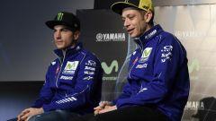 MotoGP 2017: Valentino Rossi e Maverick Vinales svelano le nuove Yamaha MotoGP 2017 - Immagine: 5