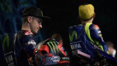 MotoGP 2017: Valentino Rossi e Maverick Vinales svelano le nuove Yamaha MotoGP 2017 - Immagine: 13
