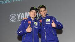 MotoGP 2017: Valentino Rossi e Maverick Vinales svelano le nuove Yamaha MotoGP 2017 - Immagine: 26