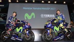 MotoGP 2017: Valentino Rossi e Maverick Vinales svelano le nuove Yamaha MotoGP 2017 - Immagine: 28