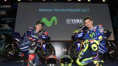 MotoGP 2017: Valentino Rossi e Maverick Vinales svelano le nuove Yamaha MotoGP 2017 - Immagine: 29