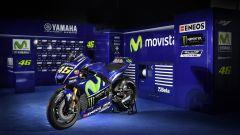 MotoGP 2017: Valentino Rossi e Maverick Vinales svelano le nuove Yamaha MotoGP 2017 - Immagine: 43