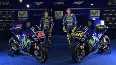 MotoGP 2017: Valentino Rossi e Maverick Vinales svelano le nuove Yamaha MotoGP 2017 - Immagine: 46