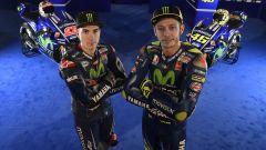 MotoGP 2017: Valentino Rossi e Maverick Vinales svelano le nuove Yamaha MotoGP 2017 - Immagine: 47