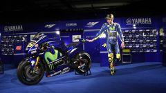 MotoGP 2017: Valentino Rossi e Maverick Vinales svelano le nuove Yamaha MotoGP 2017 - Immagine: 49