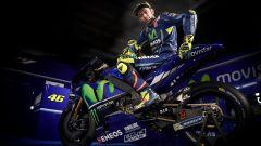 MotoGP 2017: Valentino Rossi e Maverick Vinales svelano le nuove Yamaha MotoGP 2017 - Immagine: 51
