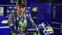 MotoGP 2017: Valentino Rossi e Maverick Vinales svelano le nuove Yamaha MotoGP 2017 - Immagine: 52