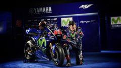 MotoGP 2017: Valentino Rossi e Maverick Vinales svelano le nuove Yamaha MotoGP 2017 - Immagine: 56