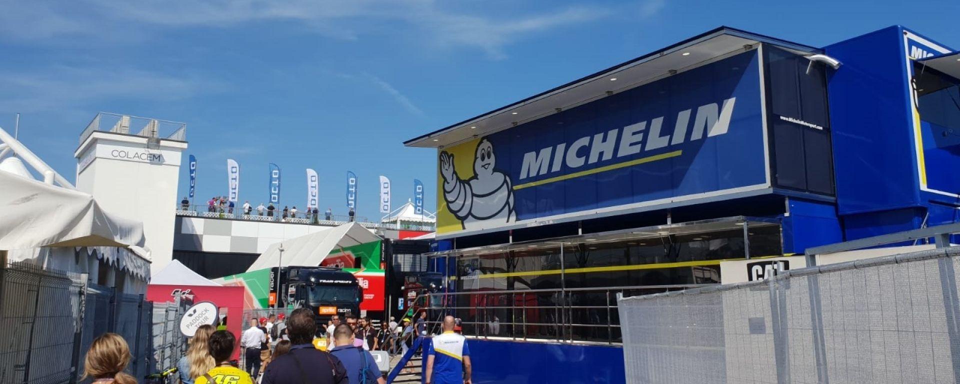 Dentro ai segreti di Misano con Michelin