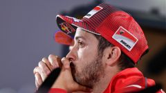 MotoGP 2018, GP Germania, Conferenza stampa: Andrea Dovizioso