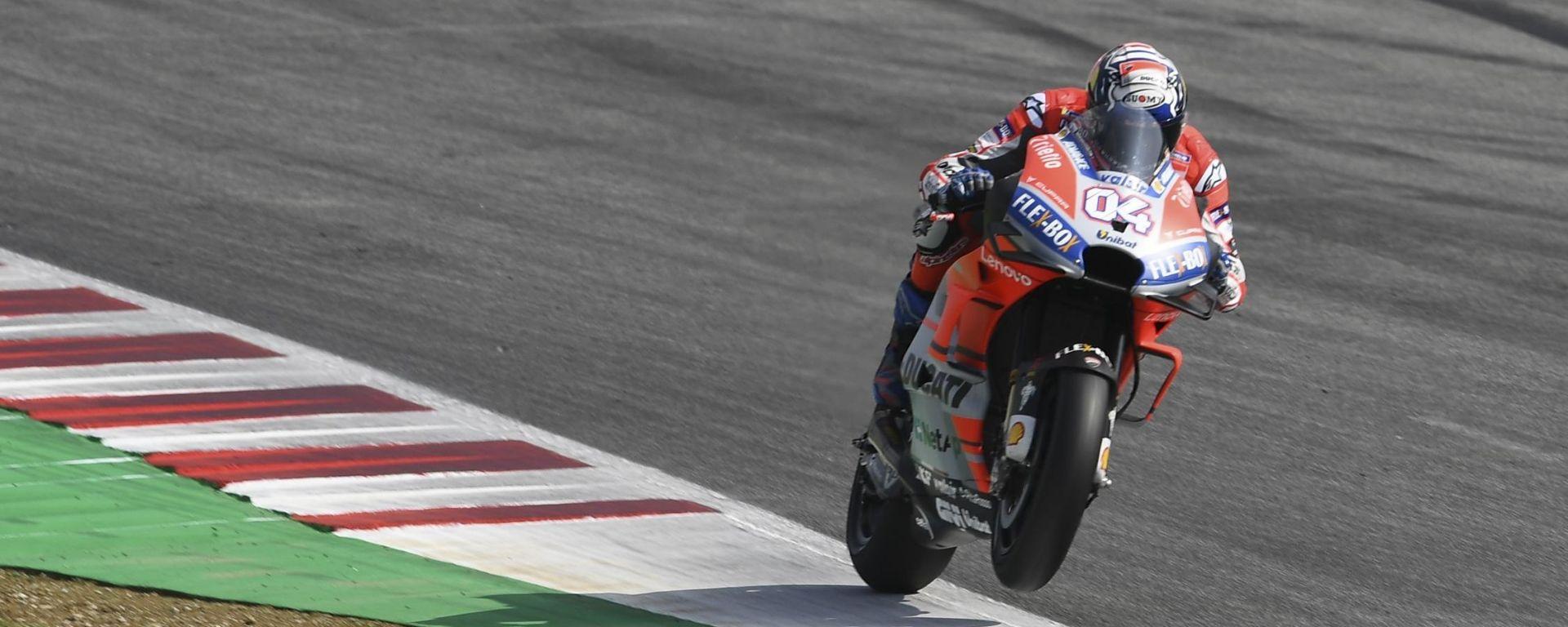 GP San Marino: Dovizioso completa il trionfo tricolore a Misano!