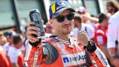 """GP San Marino: Lorenzo dopo la pole: """"Magari ho sbagliato a lasciare la Ducati"""" - Immagine: 9"""