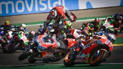 """MotoGP 2018, Lorenzo attacca Marquez: """"Mi ha fatto cadere lui"""""""