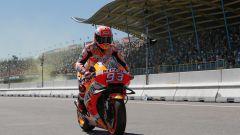 MotoGP 2018, Marc Marquez su Honda Repsol ad Assen
