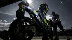 Test Brno: provate le nuove Michelin, Marquez chiude al top - Immagine: 4
