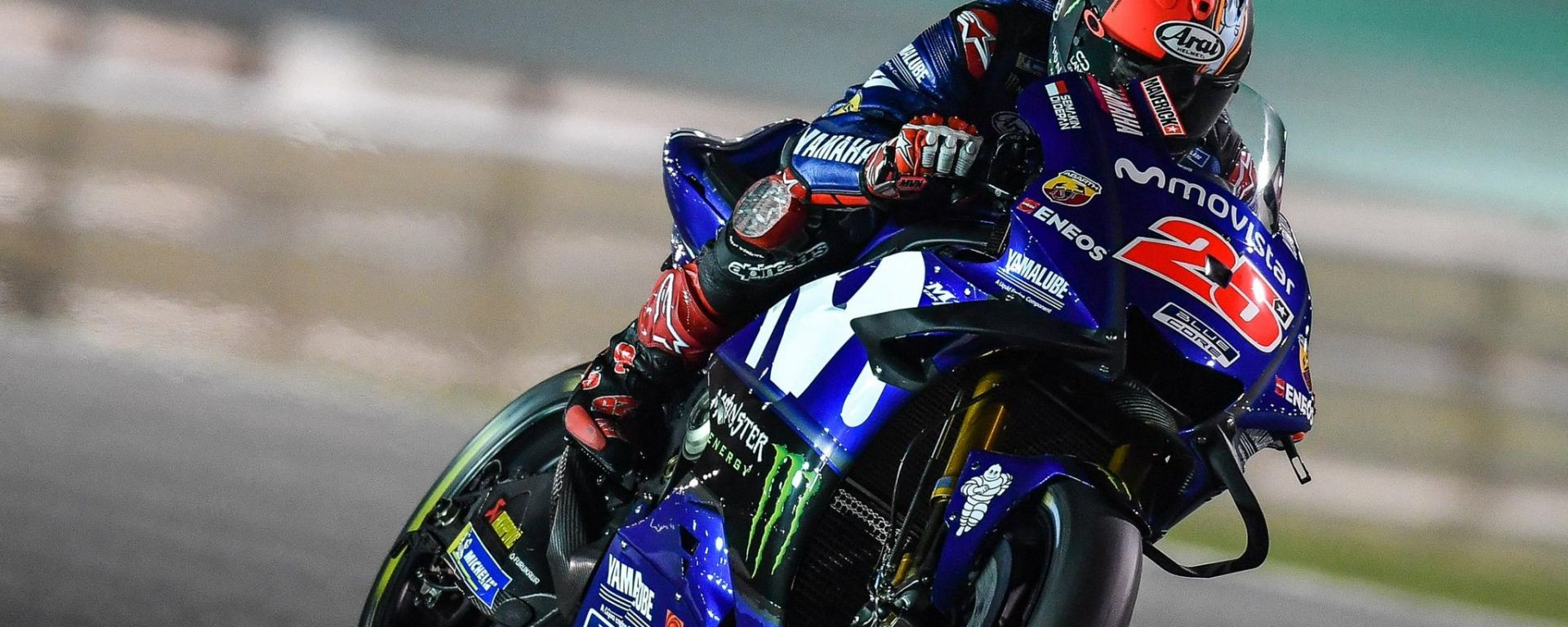 MotoGP 2018 Test Qatar Day 1, Maverick Vinales