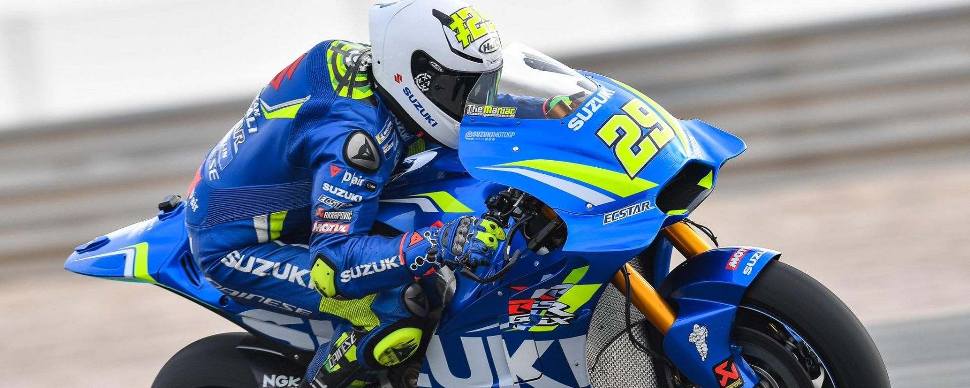 MotoGP 2018 Test Qatar Day 2, Andrea Iannone