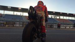 MotoGP 2018 Test Qatar Day 3, Andrea Dovizioso