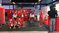 MotoGP 2018 Test Qatar Day 3, team Ducati