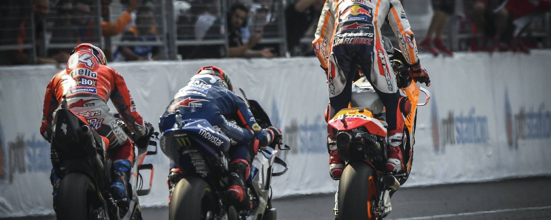 MotoGP 2018 Thailandia: le pagelle da Buriram