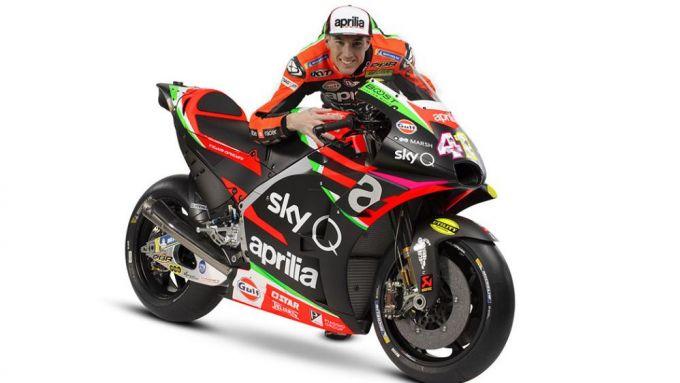 MotoGP 2019, Aleix Espargaro (Aprilia)