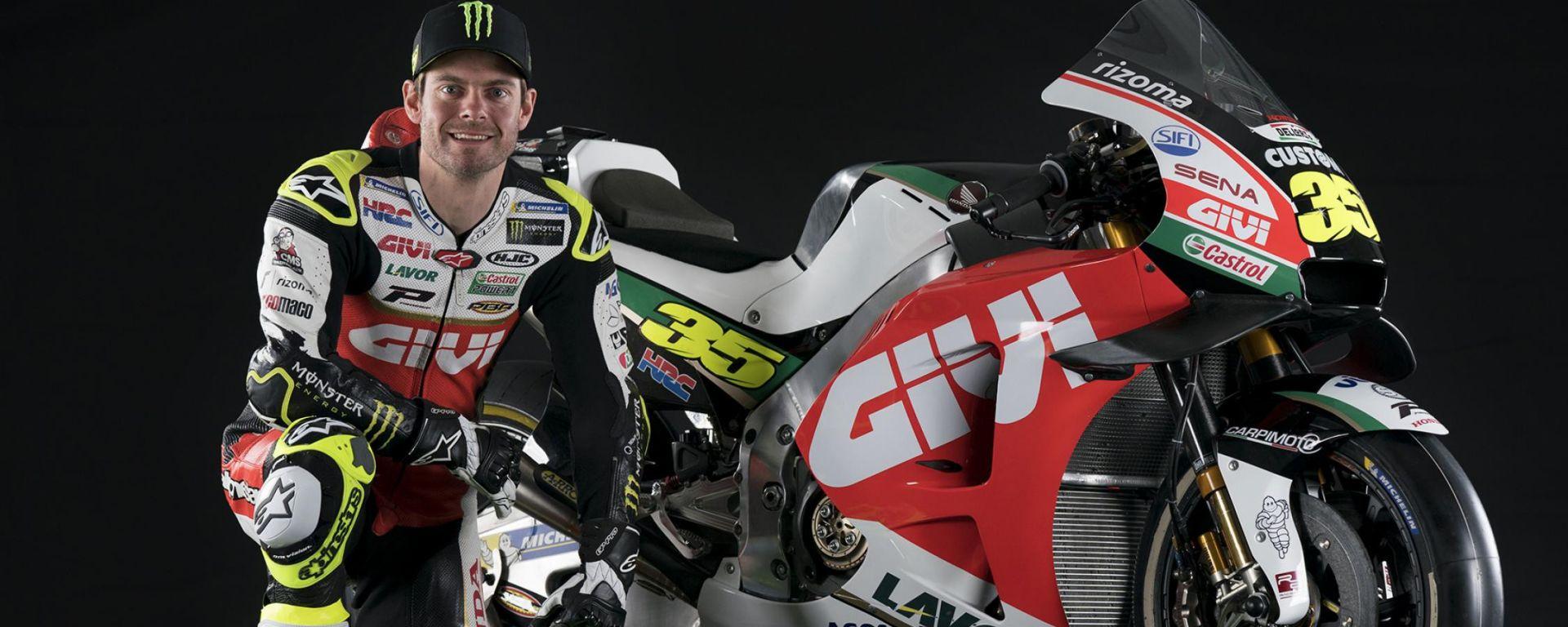 MotoGP 2019, Cal Crutchlow - LCR Honda Castrol