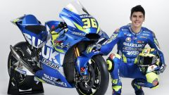 MotoGP 2019, Joan Mir - Team Suzuki Ecstar