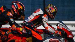 MotoGP 2019, Johann Zarco (KTM) e Taka Nakagami (Honda LCR)