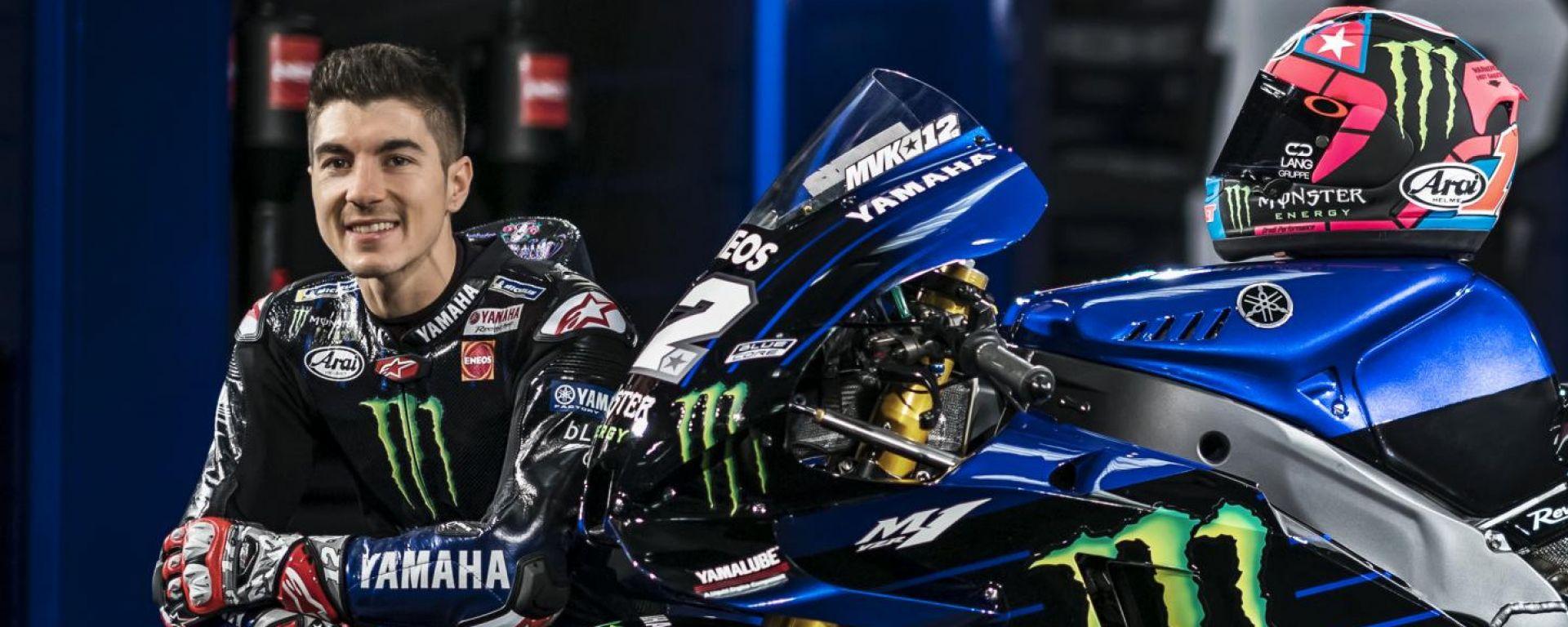 MotoGP 2019, Maverick Vinales - Monster Energy Yamaha Racing
