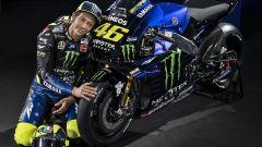 MotoGP 2019, presentanta la M1 di Rossi: video, gallery e dichiarazioni - Immagine: 1