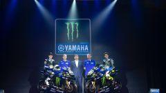MotoGP 2019, presentanta la M1 di Rossi: video, gallery e dichiarazioni - Immagine: 4