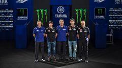 MotoGP 2019, presentanta la M1 di Rossi: video, gallery e dichiarazioni - Immagine: 8