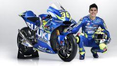 MotoGP 2019, presentata la Suzuki. Video, gallery e dichiarazioni - Immagine: 2