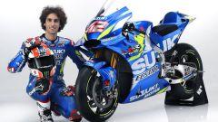 MotoGP 2019, presentata la Suzuki. Video, gallery e dichiarazioni - Immagine: 3