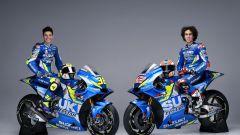 MotoGP 2019, presentata la Suzuki. Video, gallery e dichiarazioni - Immagine: 1