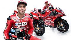 Presentata la Ducati GP19. Video, gallery e dichiarazioni - Immagine: 5