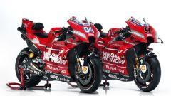 Presentata la Ducati GP19. Video, gallery e dichiarazioni - Immagine: 1