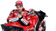 Presentata la Ducati GP19. Video, gallery e dichiarazioni - Immagine: 7
