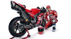 Presentata la Ducati GP19. Video, gallery e dichiarazioni - Immagine: 8