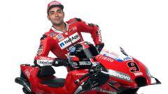 Presentata la Ducati GP19. Video, gallery e dichiarazioni - Immagine: 11