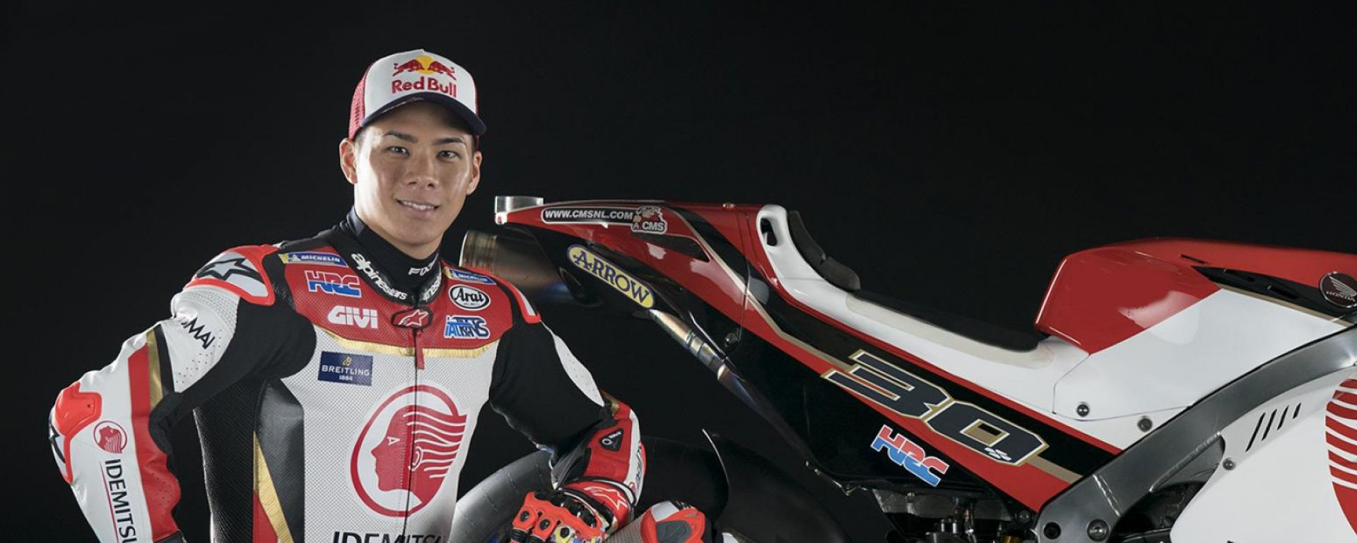 MotoGP 2019, Takaaki Nakagami - LCR Honda Idemitsu