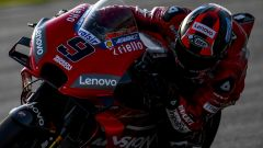 Test MotoGP Sepang, day 3: poker Ducati! 1° Petrucci, poi Bagnaia!