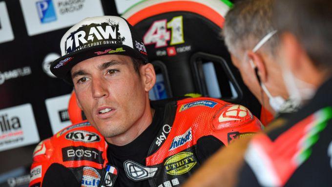 MotoGP 2020: Aleix Espargarró (Aprilia)