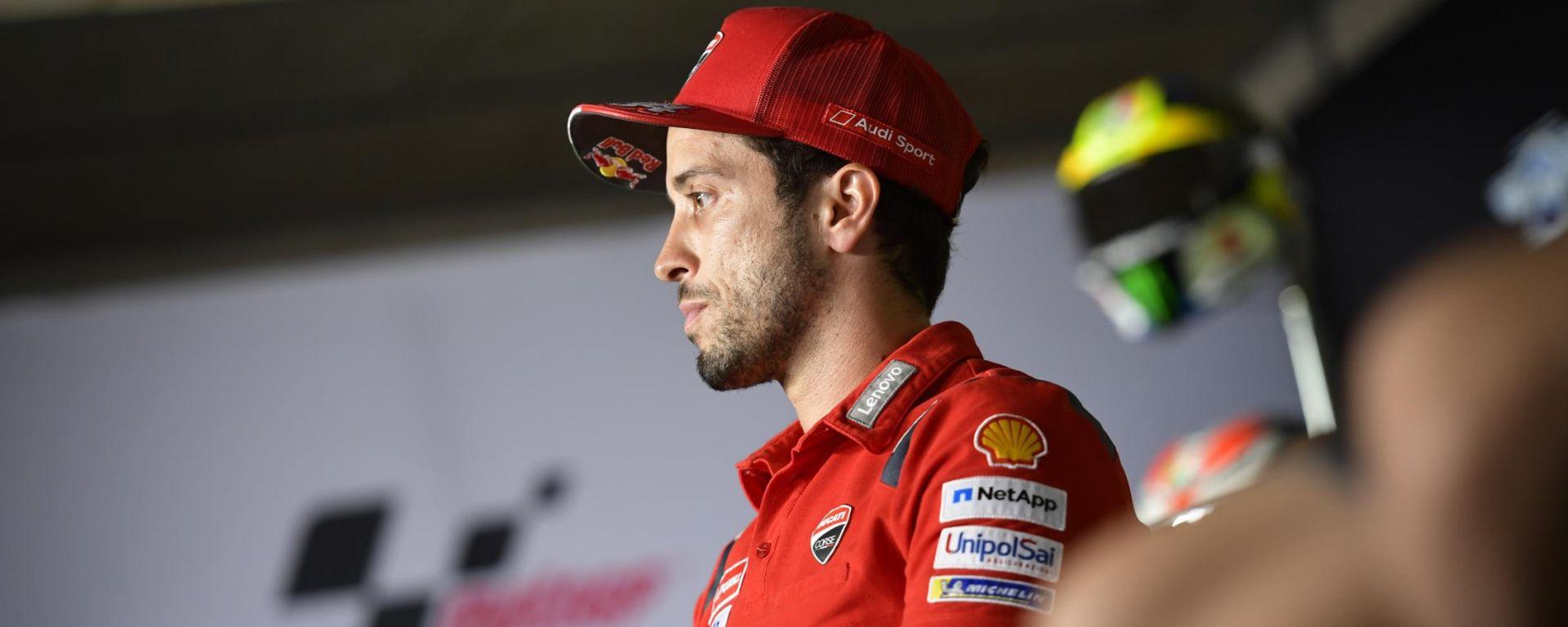 MotoGP 2020: Andrea Dovizioso (Ducati)