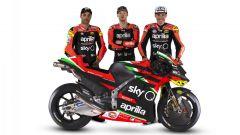 MotoGP 2020, Aprilia Racing - Team Gresini, Aprilia RS-GP: Aleix Espargaro, Bradley Smith, Andrea Iannone