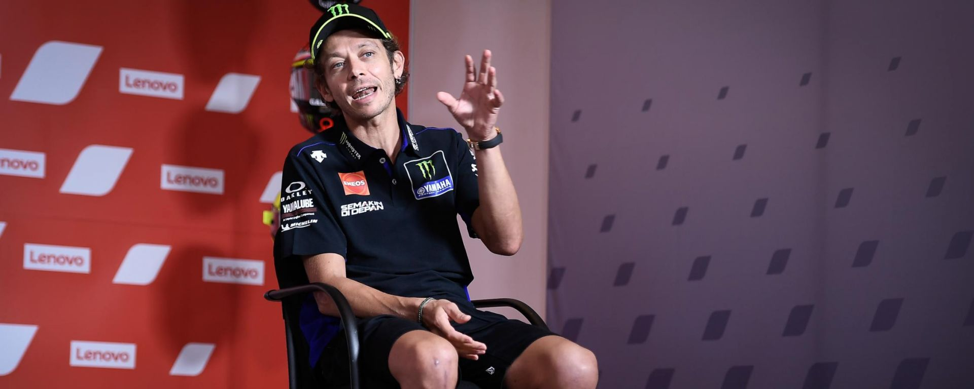 MotoGP 2020, GP San Marino: Valentino Rossi (Yamaha)