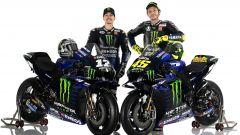 MotoGP 2020, Monster Energy Factory Yamaha , Yamaha YZR-M1: Maverick Vinales e Valentino Rossi